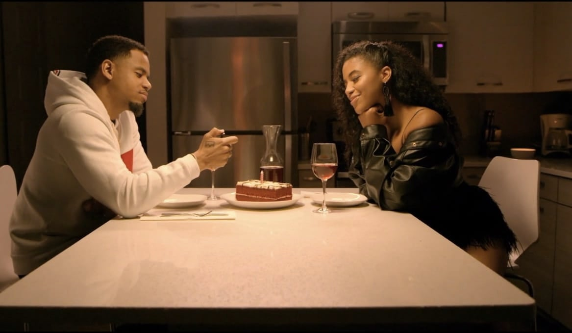 PREMIERE: R&B Songstress Ayanis Taps Mack Wilds In Video For New Cuffing Season Bop, 'Wait A Minute'