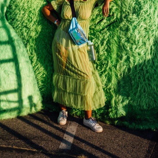 These Street Style Looks Stole The Show At Tyler, The Creator's Camp Flog Gnaw Carnival