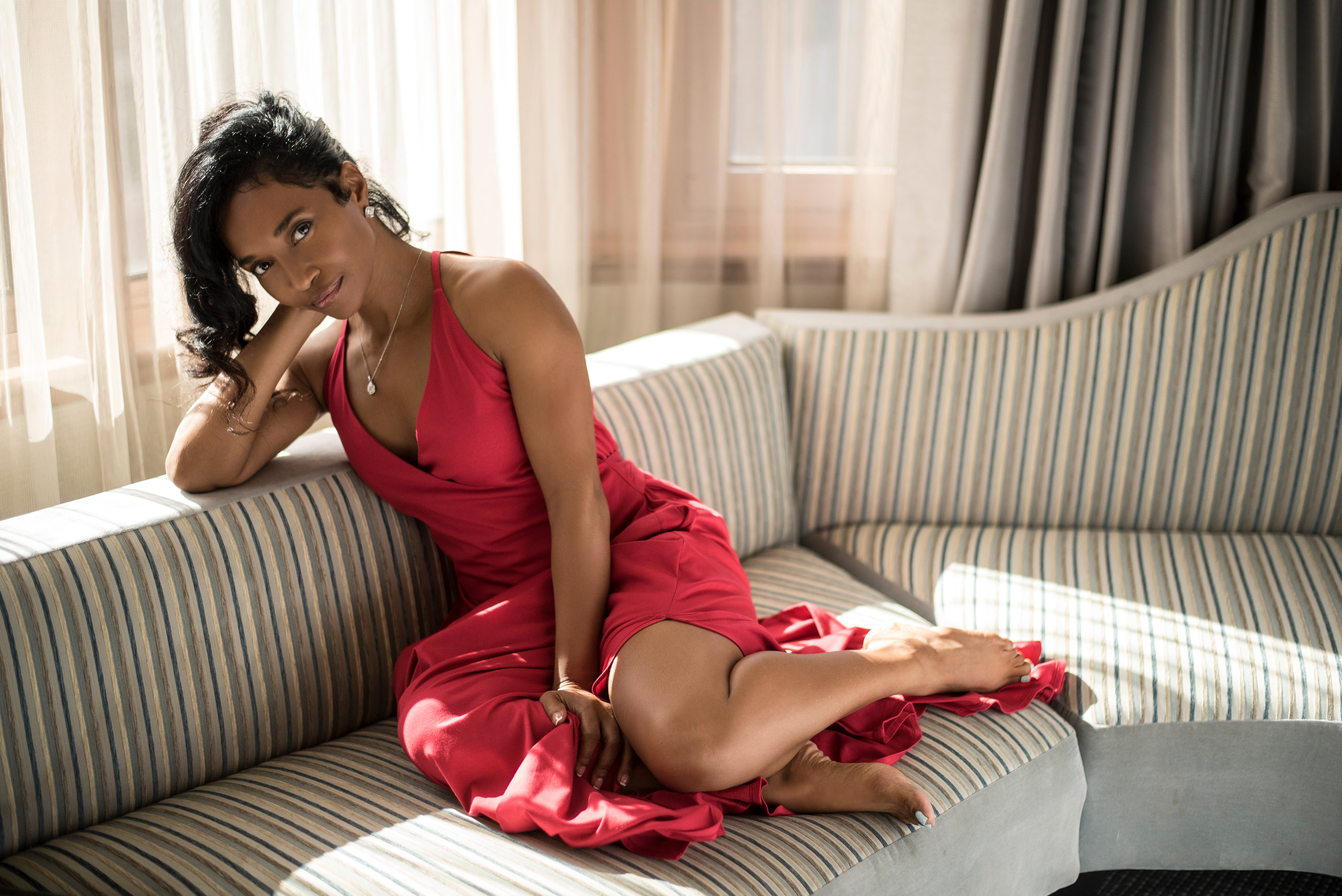 Crazy, Sexy, Cool & Cozy?! TLC's Chilli Stars In Fashion Loungewear Campaign
