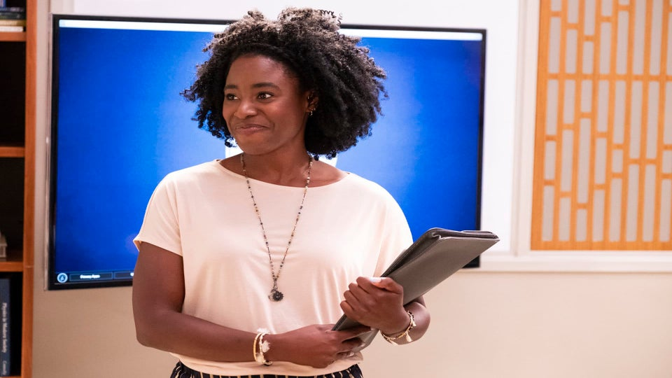 'The Good Place' Star Kirby Howell-Baptiste Says Her Hollywood Journey Has Been A 'Surprise'