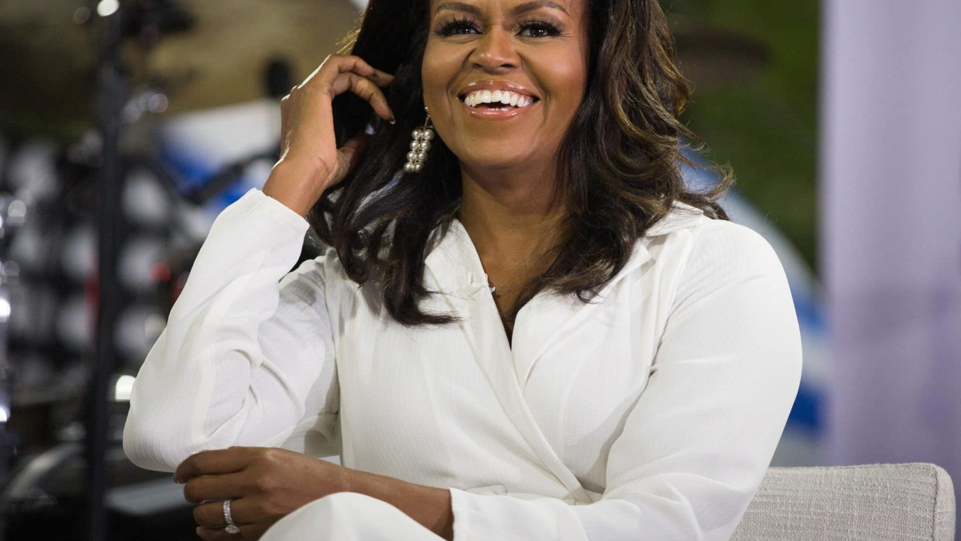 In 2008, Michelle Obama Wasn't Sure America Was 'Ready' For A Black President