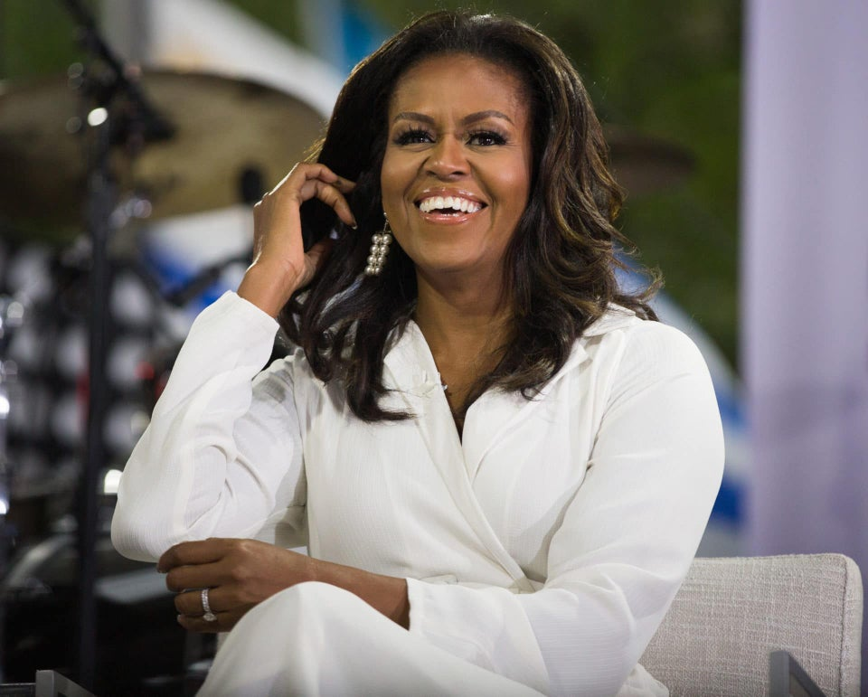 7 Times Michelle Obama Gave Us Boss Woman Goals