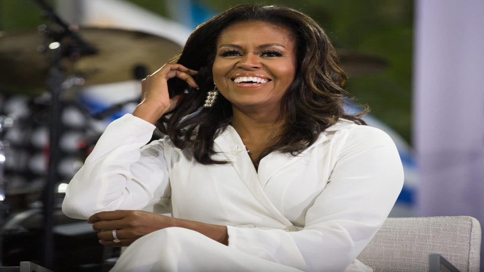 You Can Thank Questlove For The Music At Michelle Obama's 'Becoming' Book Tour