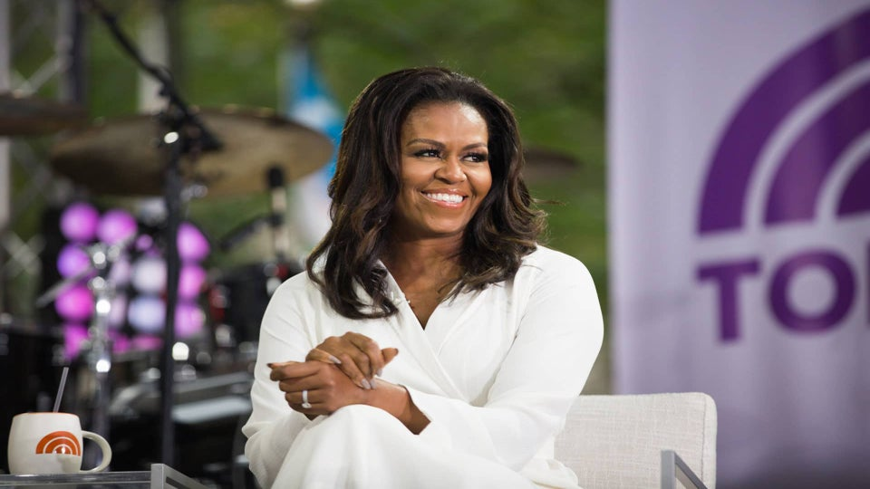 Michelle Obama Reveals How She Learned To Be Vulnerable With Barack And Love Him Differently