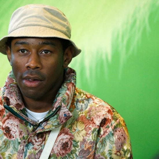 Watch Tyler, The Creator Get Super Excited About Being Part Of 'The Grinch' Soundtrack