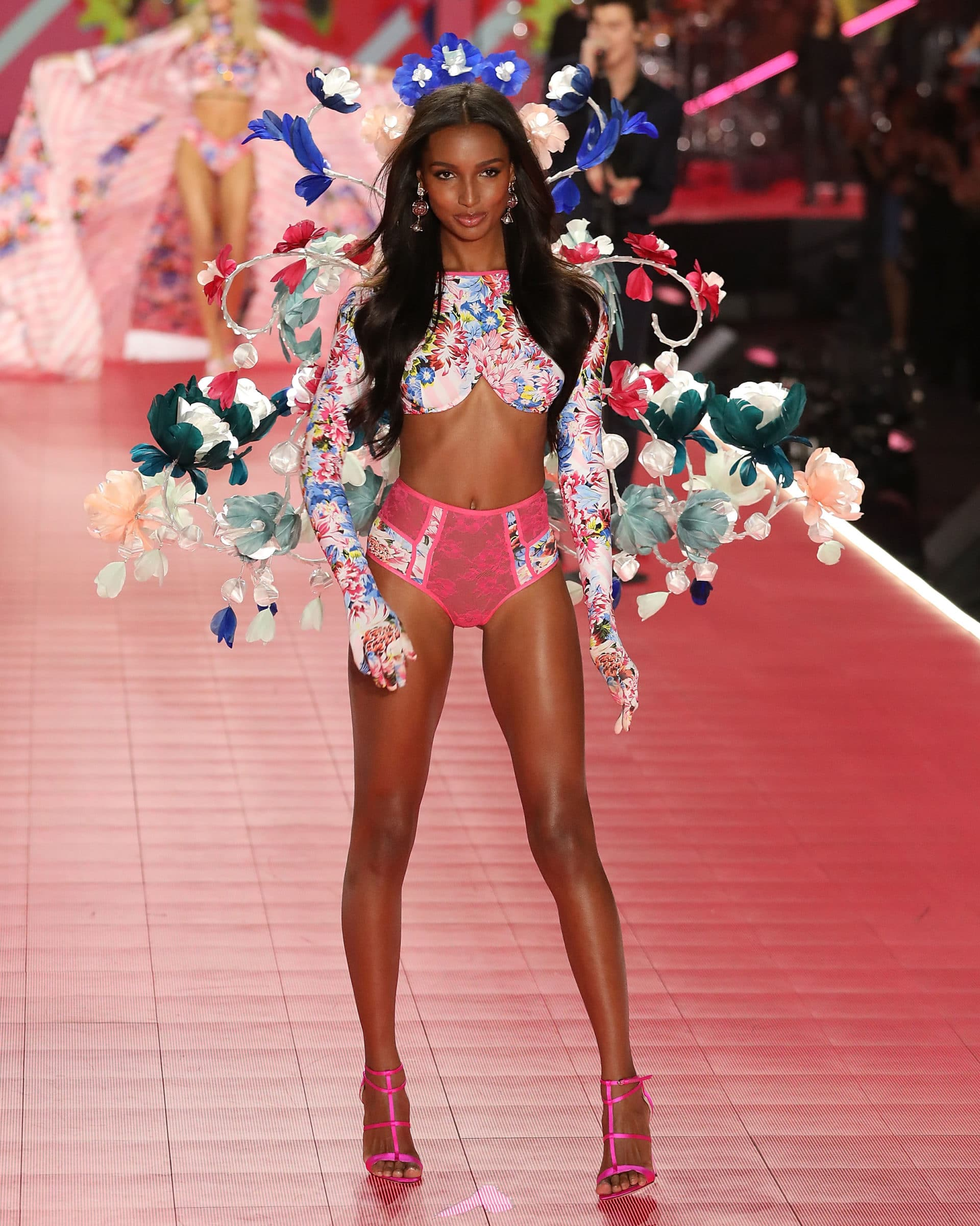 All The Black Models Who Slayed The Victoria S Secret Fashion Show