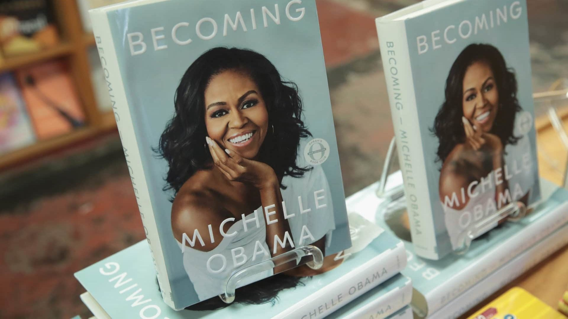 Still Haven't Picked Up Michelle Obama's 'Becoming'? Then Check Out This Exclusive Snippet