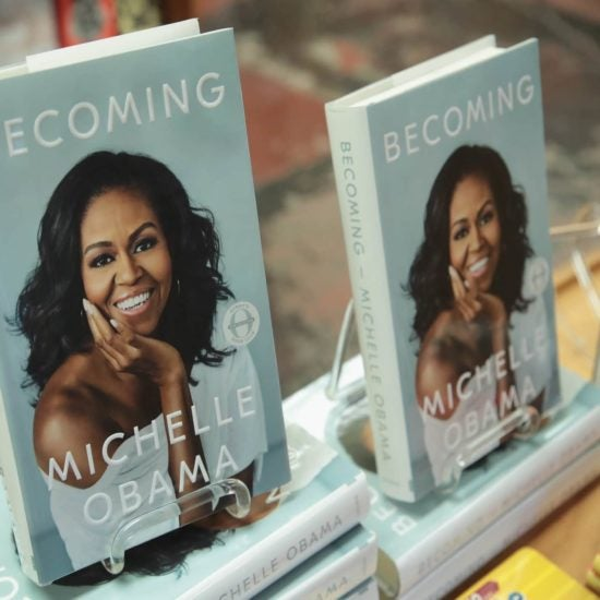 Bestseller! Michelle Obama's 'Becoming' Is Selling Nine Copies Per Second