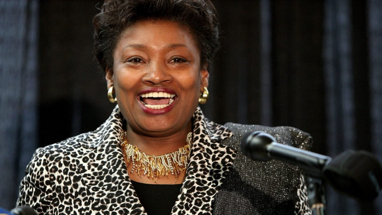 Andrea Stewart-Cousins Becomes 1st Woman To Lead New York State Legislative Chamber
