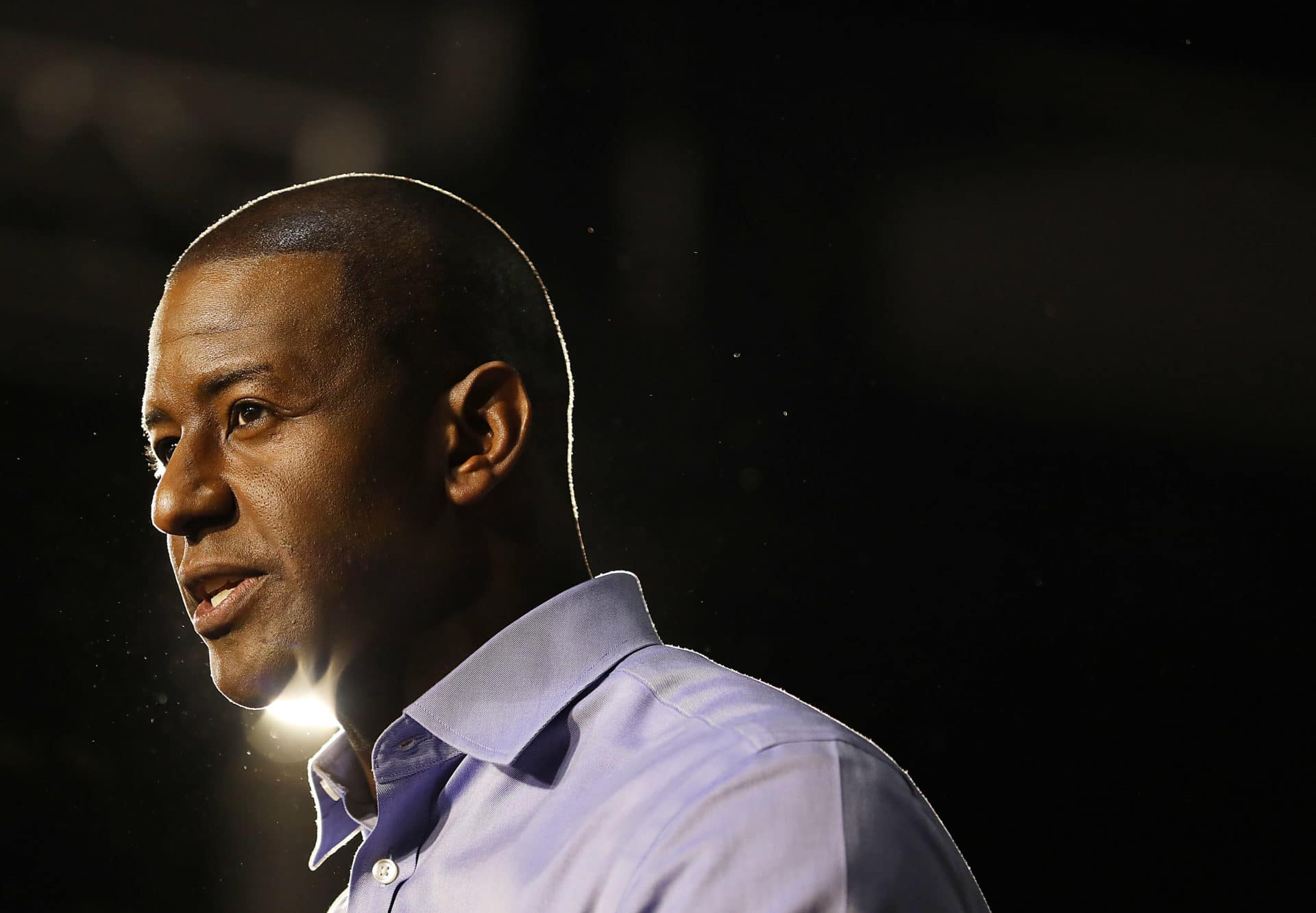 Andrew Gillum And Barack Obama Met Amidst Speculation Of A 2020 Run For Gillum