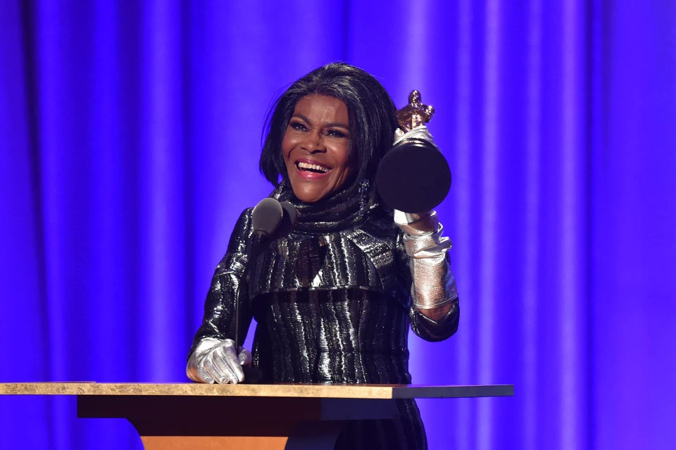 Cicely Tyson Becomes The First Black Actress To Receive Honorary Oscar