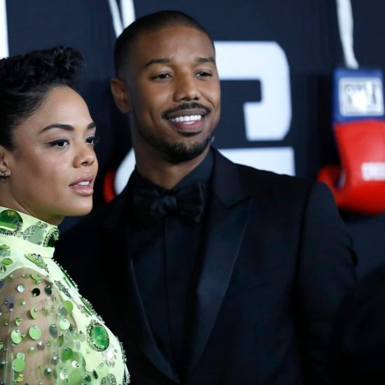 Watch Michael B. Jordan, Tessa Thompson And More Talk About The Beauty Of Black Love