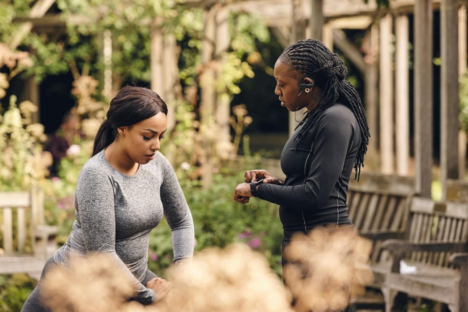 Workout With Your Strong Friend! Why Having An Accountability Partner Is The Key To Staying Fit and Motivated