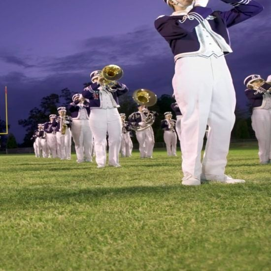 High School Marching Band Members Disciplined After Spelling Out Racial Slur