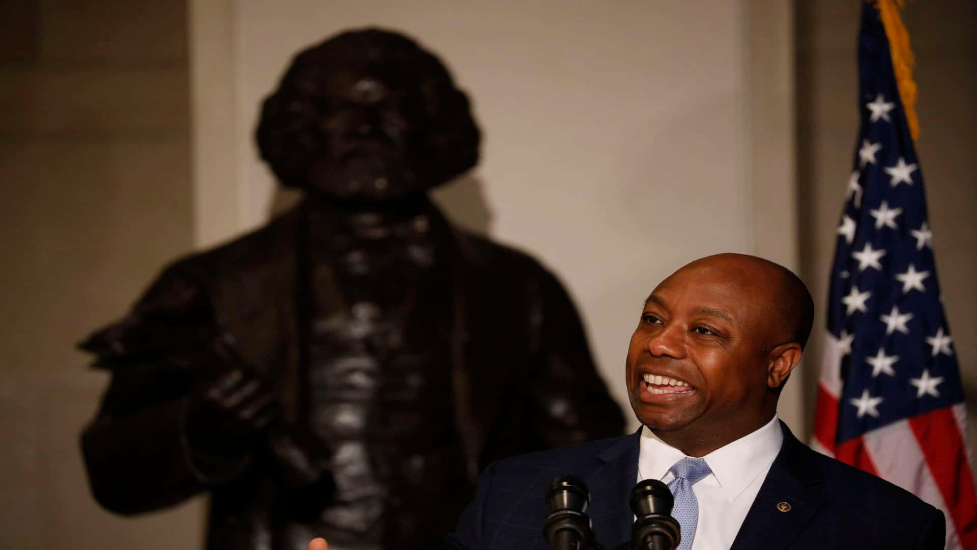 Sen. Tim Scott Says He Will Oppose Judicial Nominee Thomas Farr
