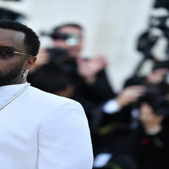 Diddy Reveals In Emotional Eulogy What Kim Porter Taught Him About Life And Love