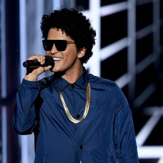 Bruno Mars Celebrates The End Of The 24K Magic World Tour By Giving Back
