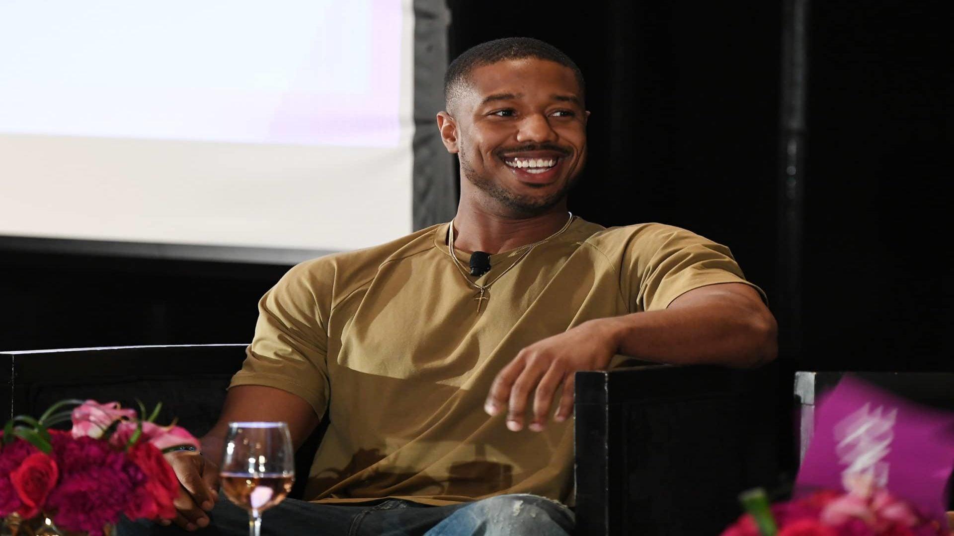 Michael B. Jordan Calls 'Black Panther's' Potential Oscar Nods 'Icing On The Cake'