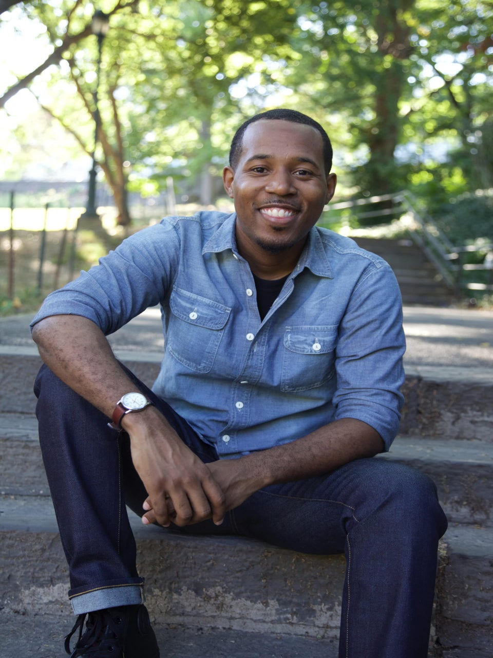 Alvin Irby Wants To Help Young Children Fall In Love With Reading