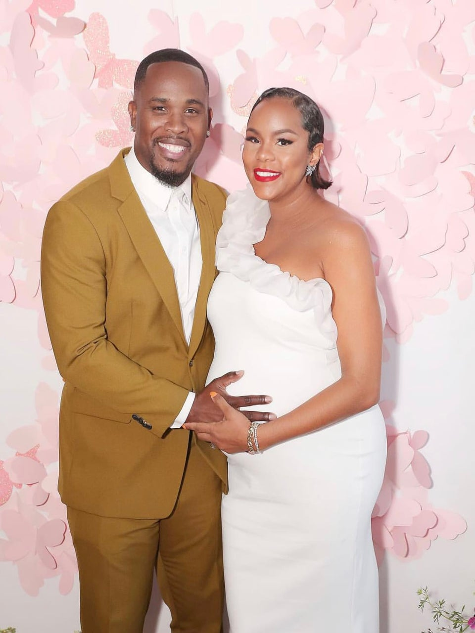 Oh, Baby! Every Time LeToya Luckett's Gorgeous Pregnancy Glow Stole The Show