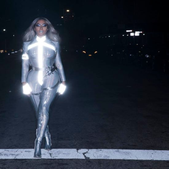 Lala Anthony Dishes On Her Sexy Halloween Costume: 'Silver Sable Is A Total Boss'