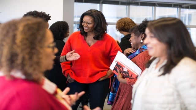 """Michelle Obama's """"Becoming"""" Is Black Women's History"""