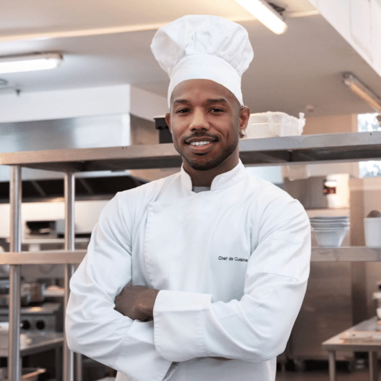 What Michael B. Jordan Would Cook for You