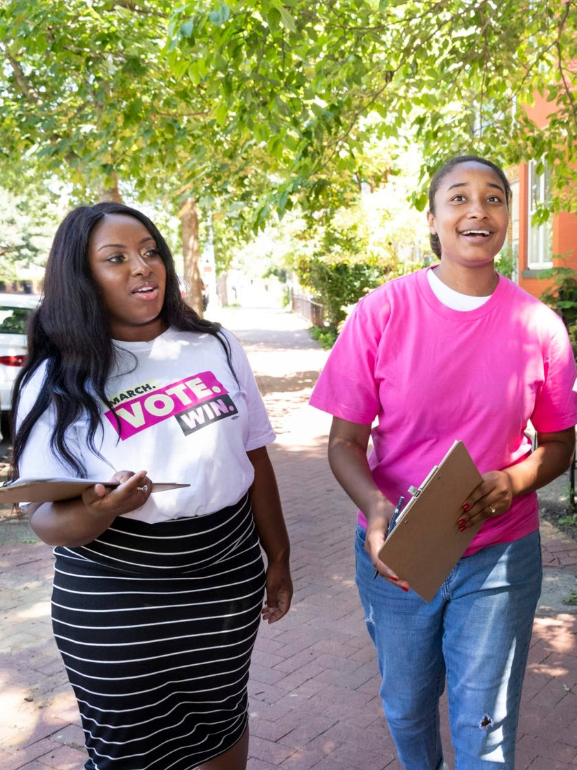 Op-Ed: Why  Do We Vote? Because Black Women Have Always Known Our Bodies Are On the Line