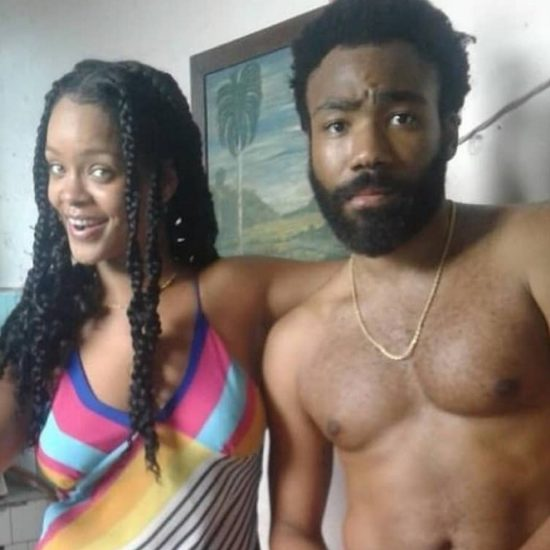 Rihanna and Donald Glover's Film 'Guava Island' Could Be Coming This Weekend