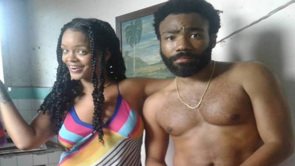 Here's A First Look At The Trailer For Rihanna And Donald Glover's New Film, 'Guava Island'
