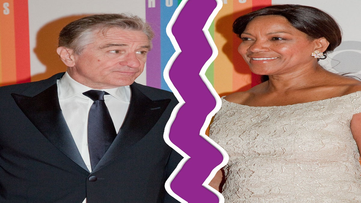 Robert De Niro and Wife Grace Hightower Are Divorcing After 20 Years Of Marriage