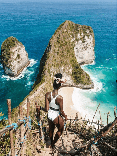 8 Times Black Women Eat, Pray, Slayed Their Way Through Bali