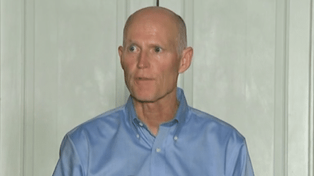 Florida Gov. Rick Scott Files Lawsuit, Accuses 'Unethical Liberals' Of Trying To Steal Elections