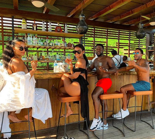 Ludacris and Wife Eudoxie Are Enjoying An Epic Baecation In Mexico With Kevin and Eniko Hart
