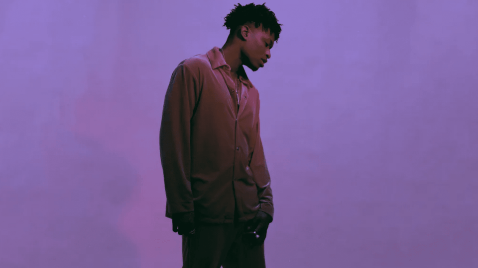 New Artist Lucky Daye Has A Surprising Studio Staple With 'I'