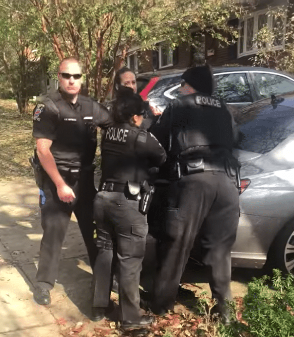 Black Man Arrested After Helping Intoxicated Neighbor