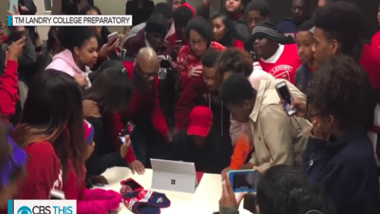 T.M. Landry, School That Went Viral For Joyful College Acceptances, Doctored Applications: Report