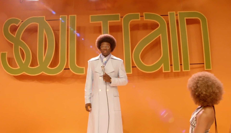 Here's A First Look At BET's New 'Soul Train'-Inspired Drama Series, 'American Soul'
