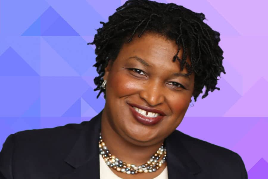 Stacey Abrams Has Some Thoughts On The Abortion Bans In ...