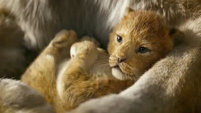 Disney Releases Trailer For Live-Action Remake Of 'The Lion King'