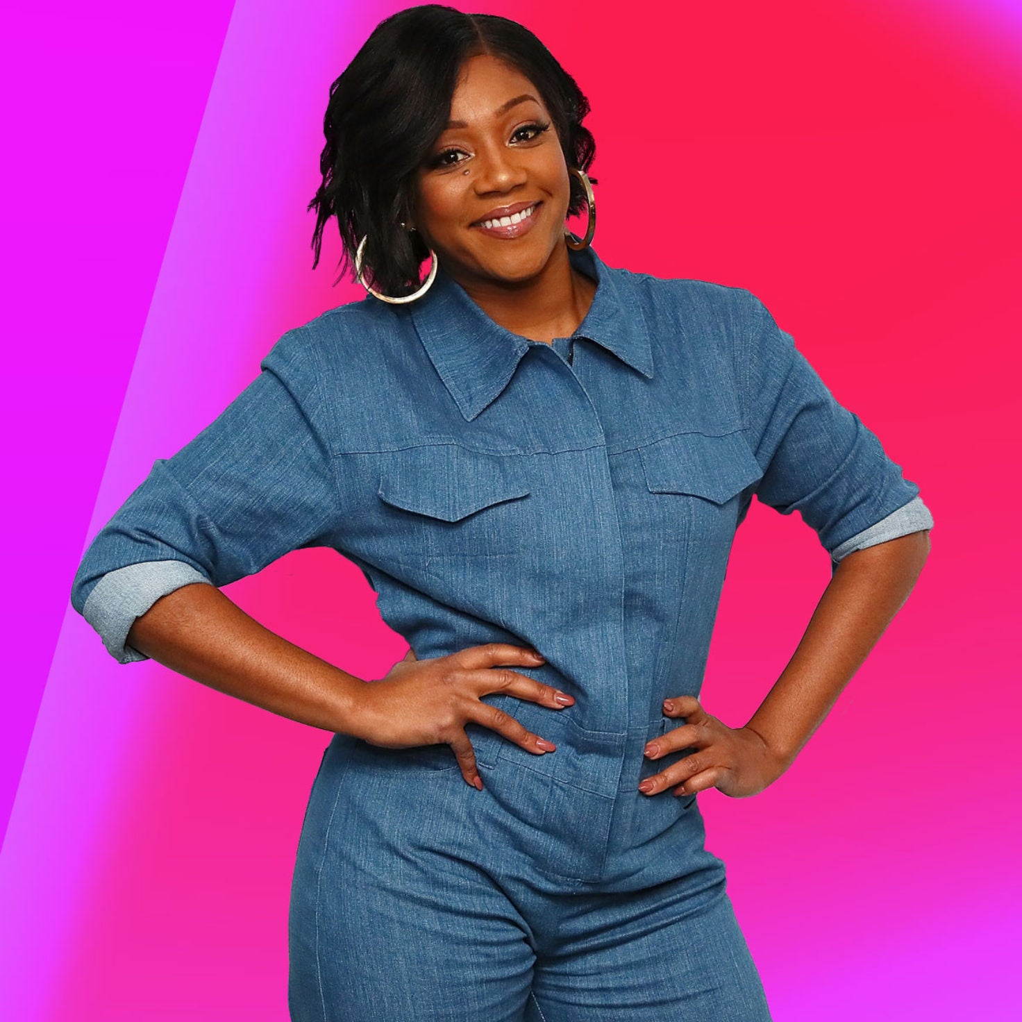 Tiffany Haddish Gives A Word On Crying Past Your Pain