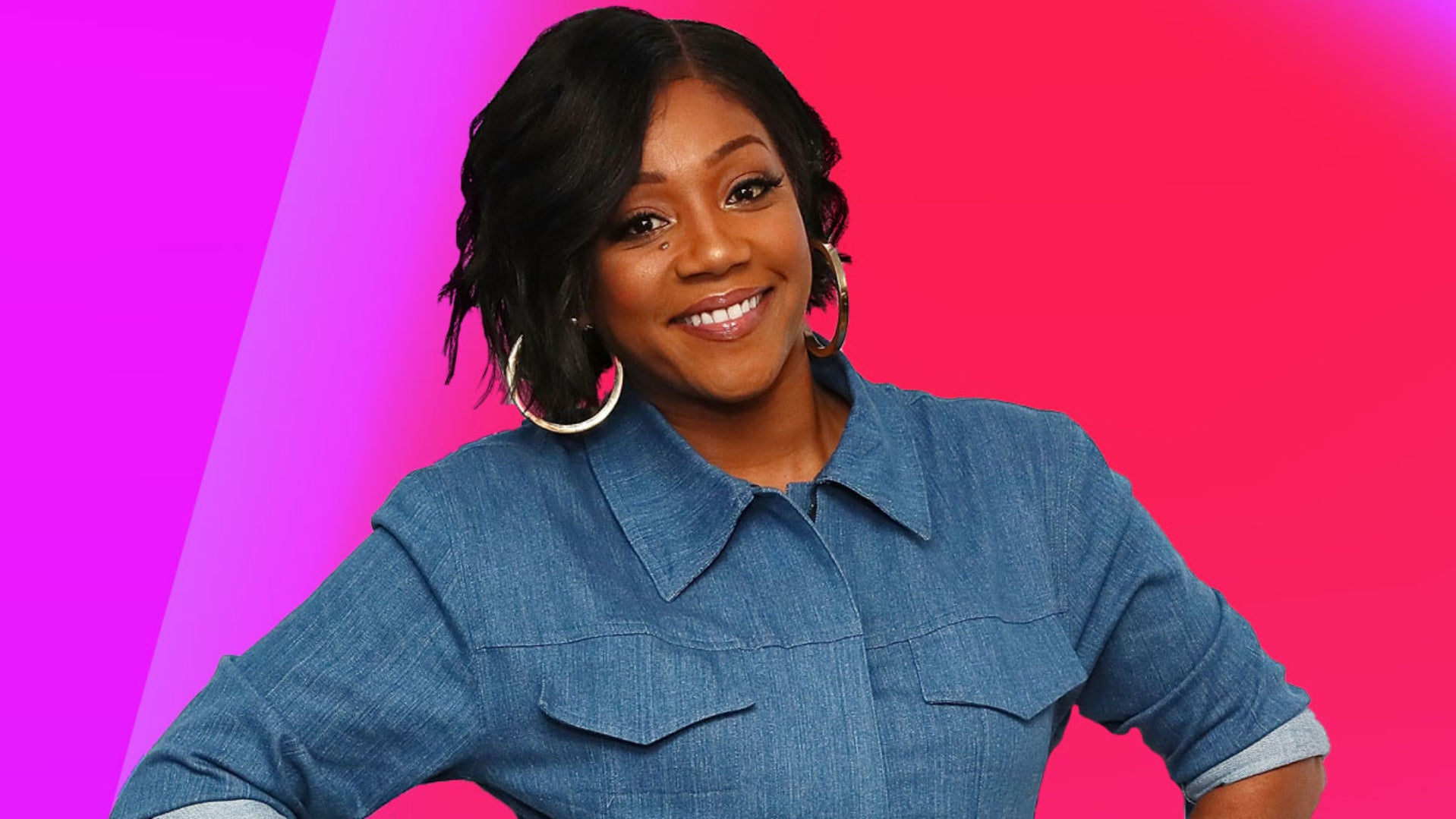 Tiffany Haddish Is Launching A Comedy Series With Netflix