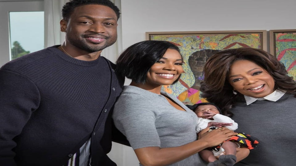 Gabrielle Union And Dwyane Wade To Join Oprah For First Televised Interview With New Baby Girl