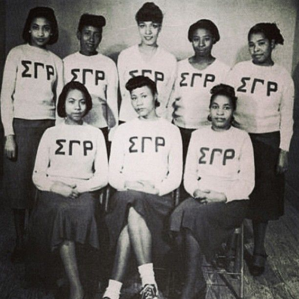 Sigma Gamma Rho Sorority, Inc. Celebrates 96 Years Of Service And Social Action