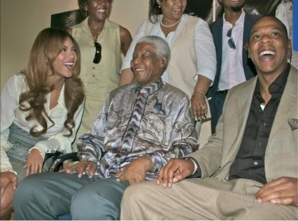 Beyonce Pens Letter To Nelson Mandela Ahead Of South Africa Performance