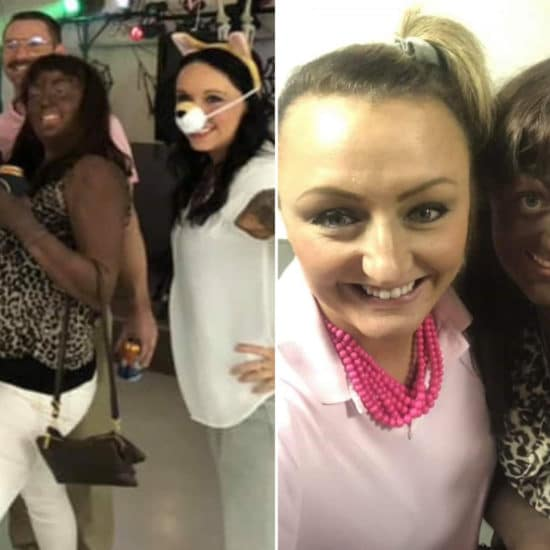 1st Grade Teacher Photographed Wearing Blackface Apologizes, Claims She Had Never Heard The Term