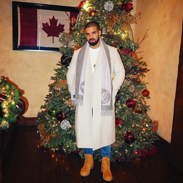 Holiday Décor Inspo: Inside Drake's Spacious Toronto Condo