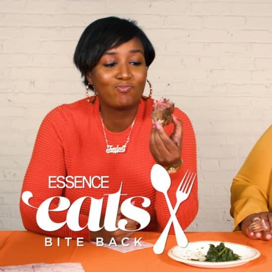 ESSENCE Staffers Debate How to Make the Perfect Thanksgiving Collard Greens