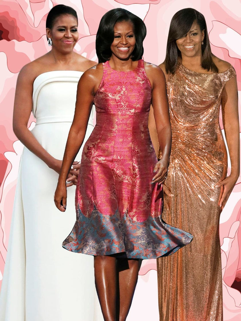 'Becoming' A Style Icon: 21 Times Michelle Obama's Fashion Sense Was A Whole Mood