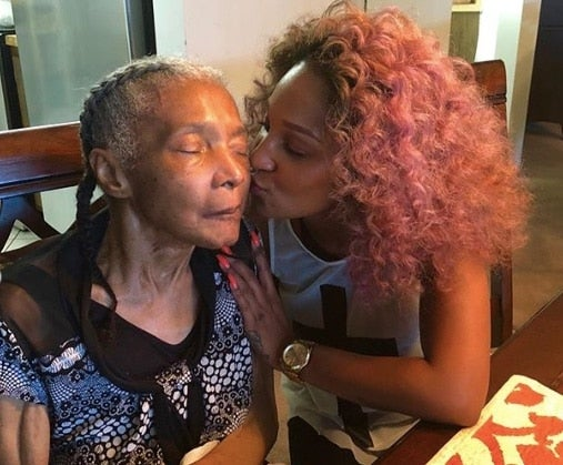 R&B Singer Olivia Mourns Death Of Mother In Touching Tribute